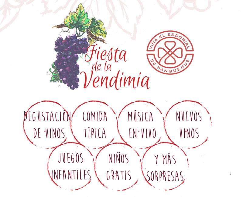 Primera Fiesta de la Vendimia en Viña El Escorial