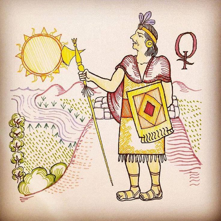 Quilicanta, el jefe Inca del valle de Aconcagua